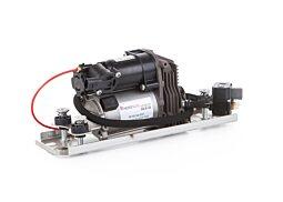BMW 5er E61 Luftfederung Luftversorgungsanlage / Kompressor 37202283100