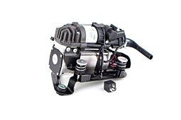 BMW X5 E70 Luftfederung Kompressor mit Halterung 37206859714