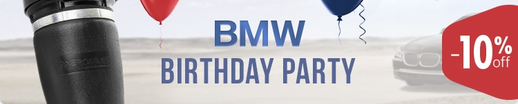 BMW Birthday Party