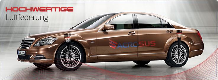 Mercedes Luftfederung